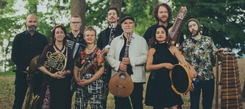 Bild på bandet Ale Möller – Xeno Manía. Foto: Olof Grind