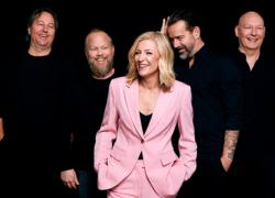 Ida Sand med band